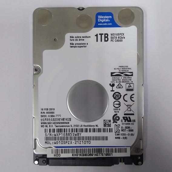 Hd 1000gb (1 Tb) Para Notebook / Desktop / Xbox - Semi Novo