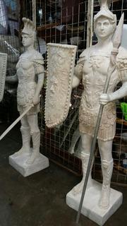 Esculturas Estutuas De Fibra De Vidrio Decoración