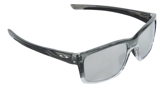 Óculos Oakley Mainlink Cinza Ink Chrome I