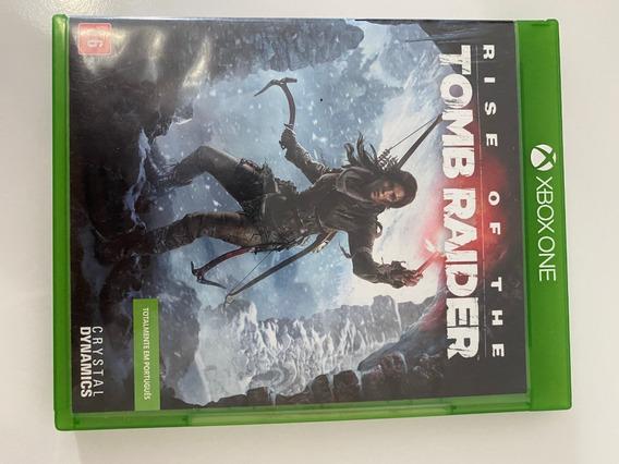 Jogo Xbox One Rise Of The Tomb Raider
