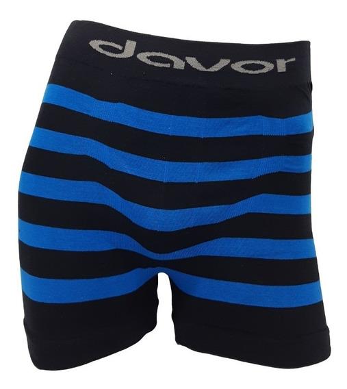 Bóxer Davor Underwear Pack X6 - Seamless (sin Costura)