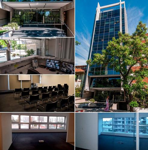 Alquiler Oficina Pocitos Con Salón Conferencias, Seguridad
