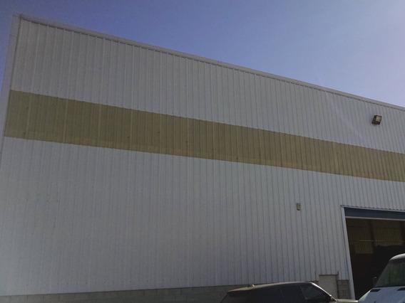 Alquiler Nave Industrial 300 M2 Nueva - Entrega Marzo 2021