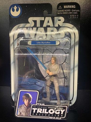 Star Wars Hasbro Otc 3.75 Esb Luke Skywalker Bespin Nuevo