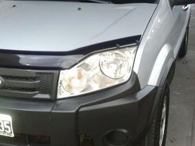 Ford Ecosport Xl Plus Con Gnc En Excelente Estado!! Nueva