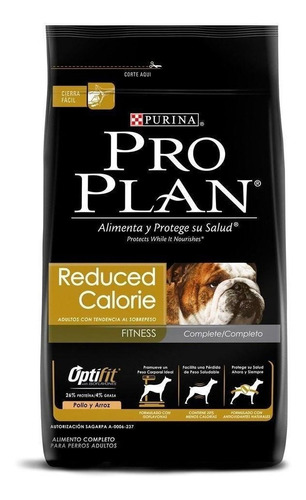 Proplan Reduced Calorie Medium And Large Breed 15 Kg