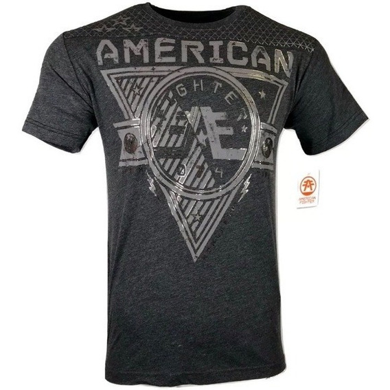 Remera American Fighter By Affliction Big Bear