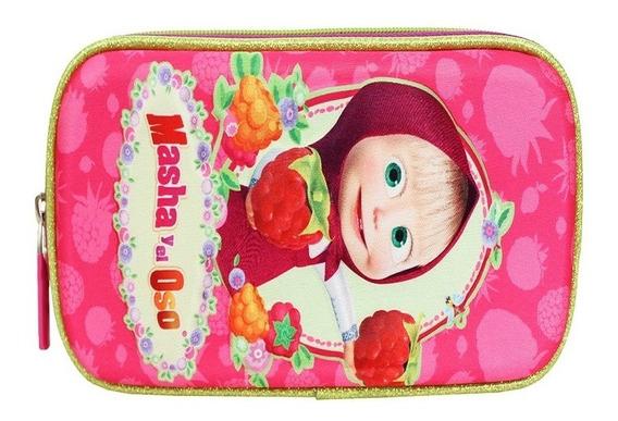 Ruz Lapicera Infantil Panaderia Masha Y El Oso