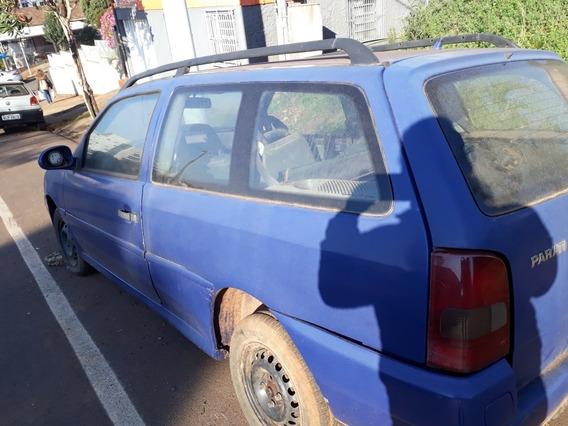 Sucata Volkswagen Parati Bola