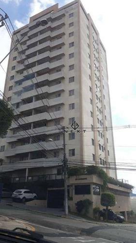 Imagem 1 de 17 de Apartamento 3 Dormitórios Sendo 1 Suíte Para Venda - Condominio Edificio Maggiore - Vila Boa Vista - Barueri - Ap0572