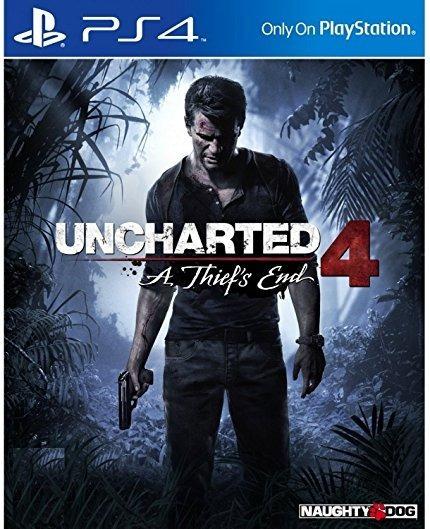 Uncharted 4 - Ps4 Novo