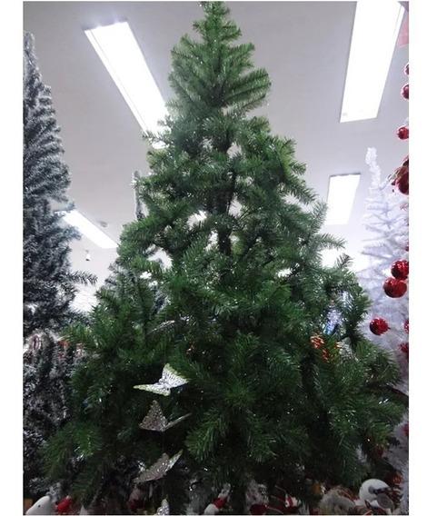 1 Árvore De Natal 508 Galhos 2,1 M P/decoraçao A0015 - A0025