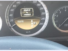 Mercedes-benz Clase E 1.8 E250 City Avantgarde At Ll18 2012