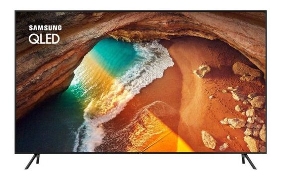 Smart Tv Qled 55 Samsung Q60 Ultra Hd 4k Modo Ambiente