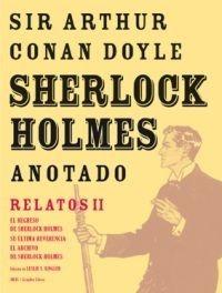 Imagen 1 de 3 de Sherlock Holmes Anotado - Relatos 2, Conan Doyle, Ed. Akal