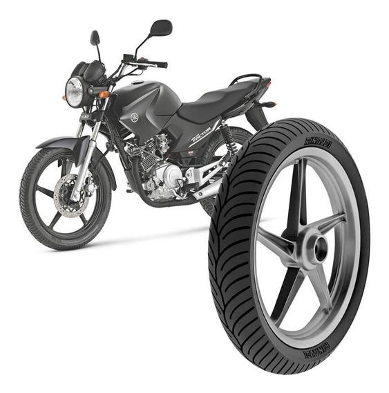 Pneu Moto Yamaha Factor Rinaldi 80/100-18 47p Dianteiro Hb37