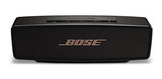 Parlante Bose Soundlink Mini Ii Limited Edition Bluetooth Pa