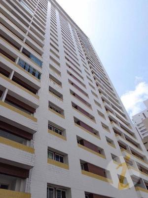 Apartamento Residencial Para Locação, Brisamar, João Pessoa. - Ap5674