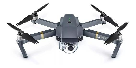 Drone Dji Mavic Pro Combo Fly More 3 Bat, Bolsa, Envio Hoje