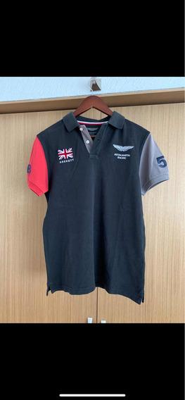 Polo Hacket Aston Martin
