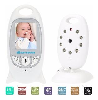 Baby Monitor Video Call Camara Seguridad Bebes Inalambrico