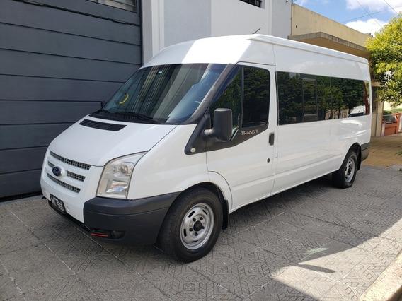 Ford Transit 2.2 Furgon Largo Tdci Ta Aa (3750) 2013