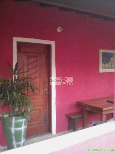 Chácara Residencial À Venda, Sítio Da Moenda, Itatiba. - Ch0262