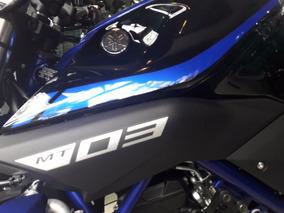Yamaha Mt 03 Okm Motolandia!! Tel 47927673