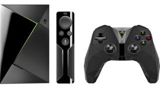 Nvidia Shield 4k Android Tv Box Streaming Mas Control Juegos
