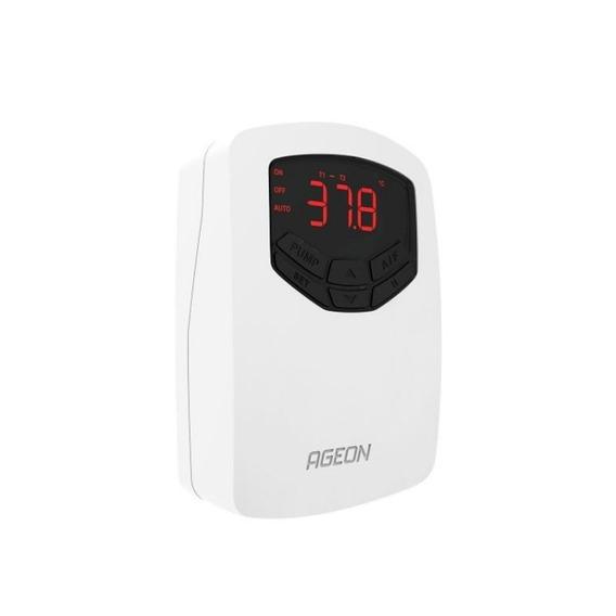 Controlador Digital De Temperatura Automasol Tda Ageon