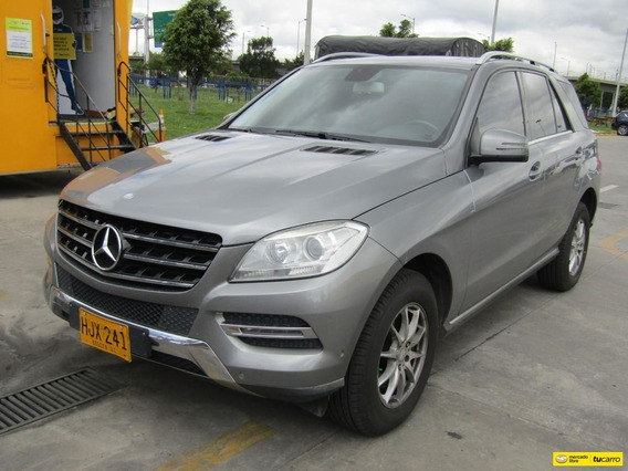 Mercedes Benz Clase Ml 250 Cdi4matic/wagon