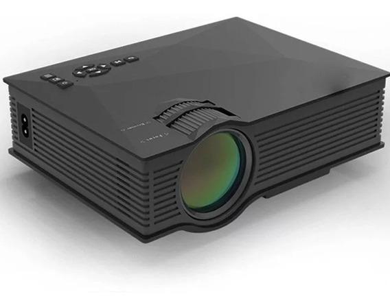 Projetor Portátil Uc46 Unic Original Hdmi Wi-fi Direct 1200l