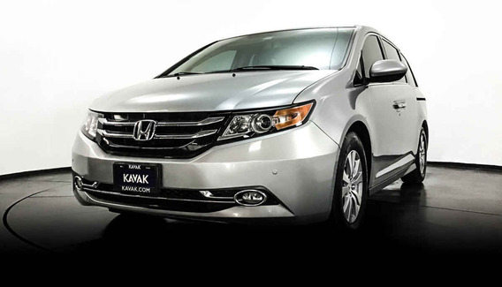Honda Odyssey Exl / Combustible Gasolina , Cd , Dvd 2017 Co