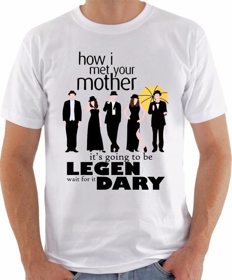 Camiseta Séries Da Tv - How I Met Your Mother - Legendary