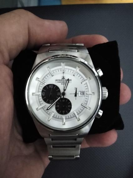 Relógio Jacques Lemans Cronógrafo