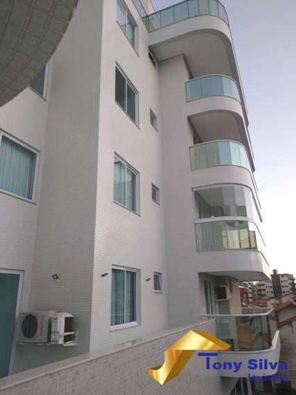 Aluguel Fixo!apartamento 03 Quartos Com Vista Mar Em Cabo Frio - 1011