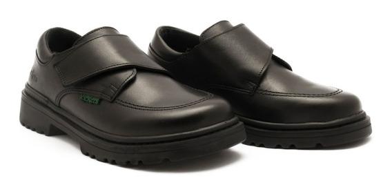 Zapatos Colegial Unisex Kickers Kool
