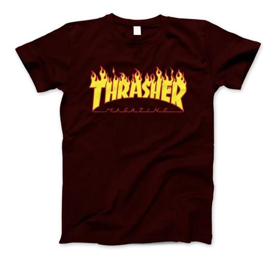 Camiseta Masculino - Blusa - Camisa Thrasher Lançamento !!