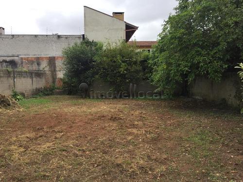 Terreno À Venda Com 438.9m² Por R$ 390.000,00 No Bairro Fanny - Curitiba / Pr - Te00104