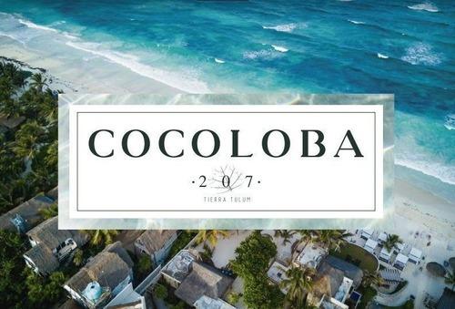 Cocoloba 207 Tulum - Lotes De Inversión