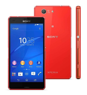 Celular Sony Z3 Compact D5833 Câmera 20.7mp 16gb Quad Core