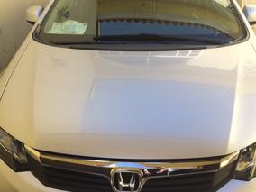 Honda Civic Dmt Exl Sedan At 2012