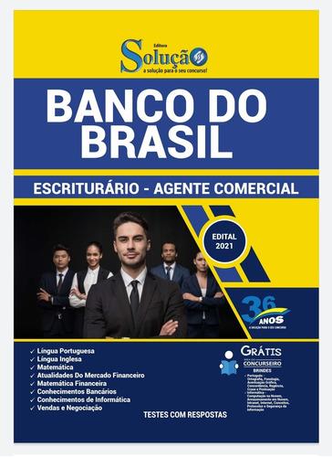 Imagem 1 de 3 de Apostila Banco Do Brasil 2021