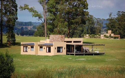 Chacra Con Casa En Venta En Barrio Privado En La Barra - Ref: 27957