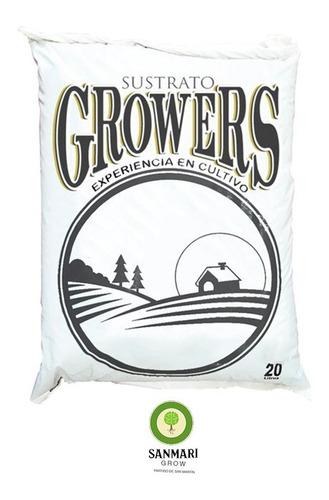 Sustrato Growers Original 50 Lt. / San Mari Grow Shop
