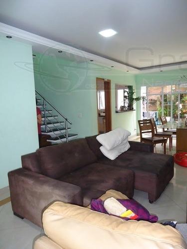 Casa Sobrado Em Vila Firmino Pinto  -  São Paulo - 3631