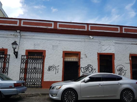 Se Alquila Casa En Zona Colonial Para Comercio