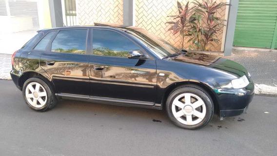 Audi A-3 Turbo Original Com 180 Cavalos!!!raridade