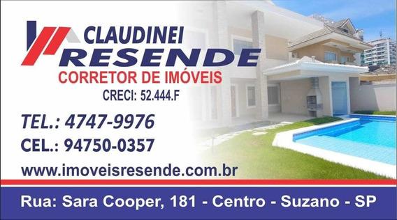 Casa Para Alugar 2 Dormitórios Centro Suzano Cl-0001