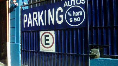 Vendo Llave De Parking Con Lavadero